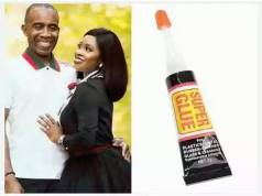 Man seals wife's privates with Super Glue