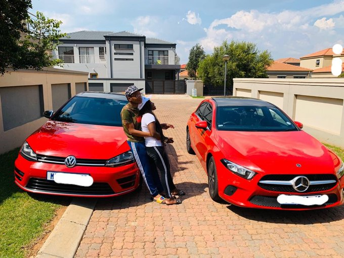 Makhadzi sparks fresh dating rumours with Master KG after calling him 'her virg!nity breaker'