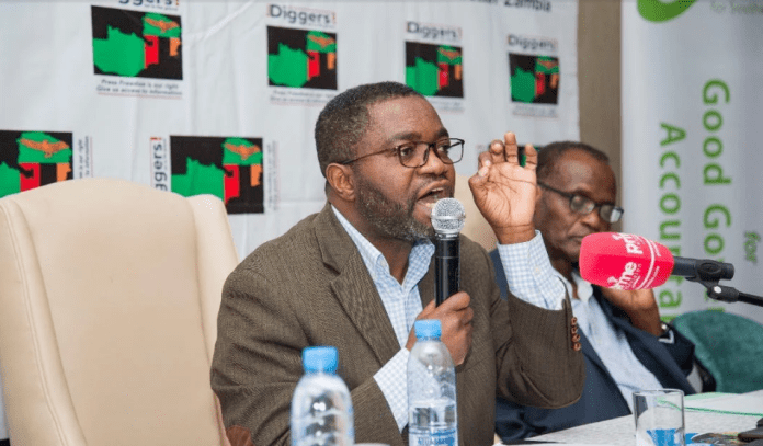 The International Human Rights Institute condemns John Sangwa's ban