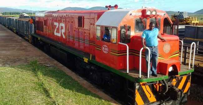 Zambia Awards China Railway $825 million deal project for line upgrades