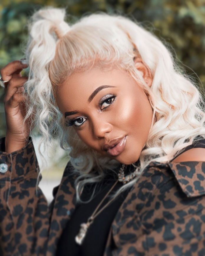 Cleo Ice Queen shares how to #securethebag in Africa Freedom Day Message