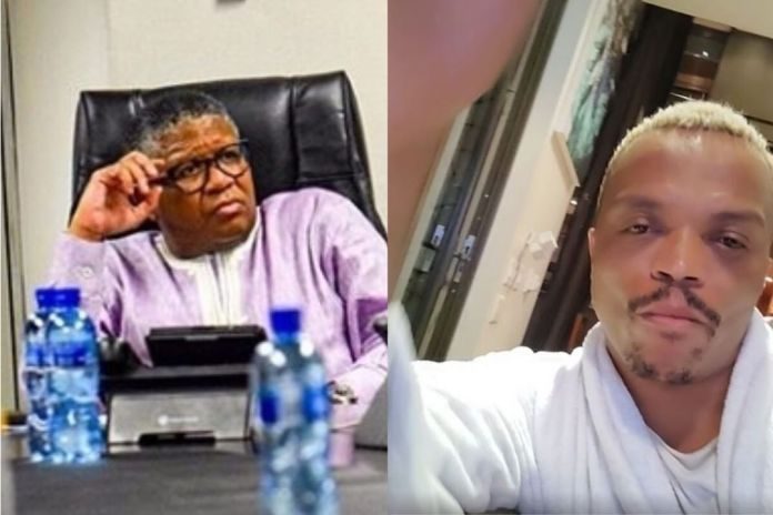 Angry Metro FM speaks out on Somizi's bad behaviour after speading Fake news about lockdown
