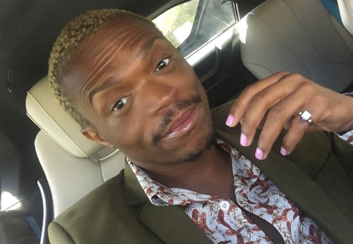 Somizi in serious trouble with Fikile Mbalula after spreading fake news about Lockdown