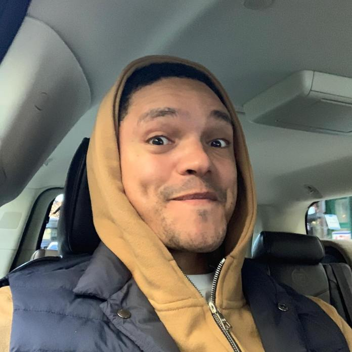 Trevor Noah to pay The Daily Show staff's salaries out of his own pocket