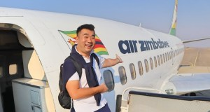 Air Zim returns US$1 million in China deal