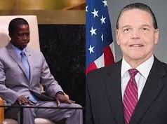 Edgar Lungu has to apologise to former US Ambassador to Zambia Daniel Foote over Victimisation of a Gay Couple