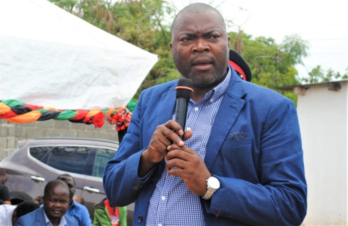 Bowman Lusambo pulls a no show on alleged baby mama