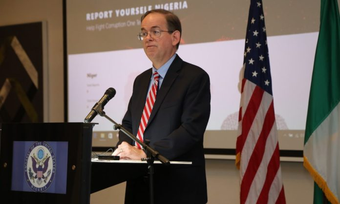 US Embassy in Zambia committed to represent US's highest ideals of racial equality, justice &human dignity for all persons