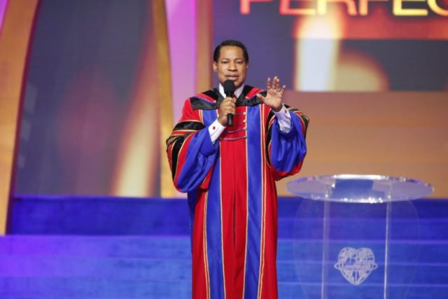 BLM movement is about implanting microchips-Pastor Chris Oyakhilome