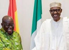 Ghana President Akufo-Addo calls Buhari to apologize for embassy demolition
