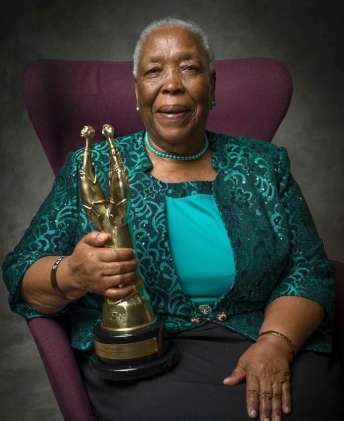 Skeem Saam clears the air on speculations actress Lydia Mokgokoloshi has died