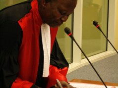 Zambian Judge to serve UN term of two years beginning July 1st 2020 to June 30th 2022