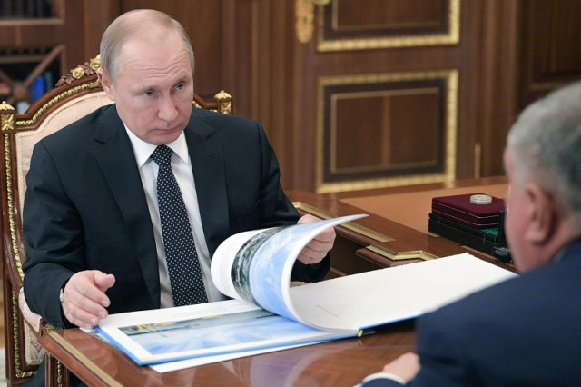 Putin to hold power until 2036