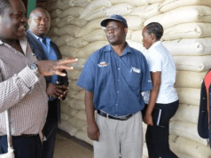 FRA has over 60 thousand metric tonnes of maize