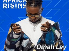 Apple Music names Omah Lay the face of 'Africa Rising' artist program