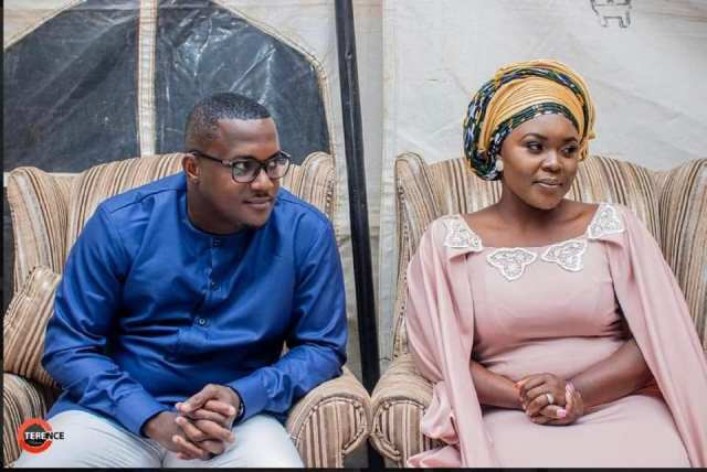 Pics: Michael and Melodious Kantu wed