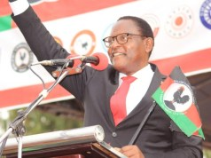 Malawian President expected in Zambia for an official visit
