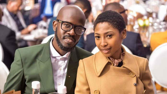 Actress Enhle Mbali and Black Coffee spotted together – PICS