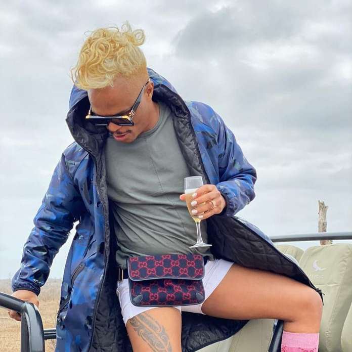 How to get Somizi's sexxy summer legs