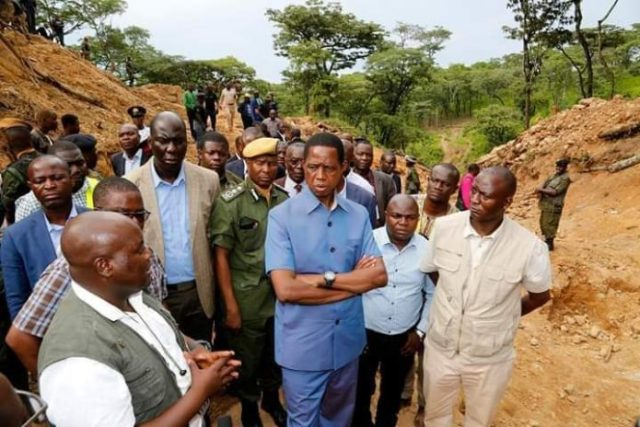Lungu tips young people to engage in gold mining