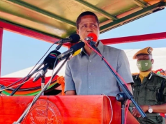 President Lungu heads to Copperbelt for 1 day working Visit