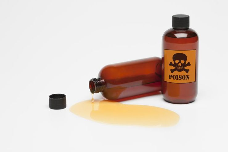 An elderly couple has committed suicide by consuming poisonous substances