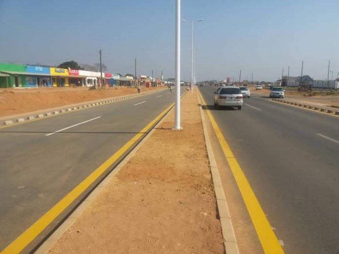 Zambians now have optiomal maintained roads - Lungu