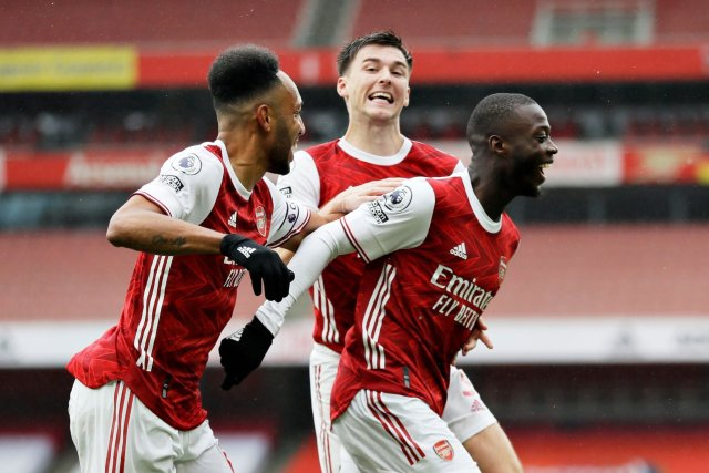 Arsenal 2 - 1 Sheffield United