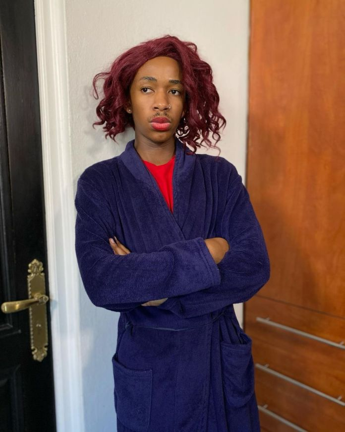 Bullies Force Lasizwe To Deactivate Twitter Account After Viral Picture