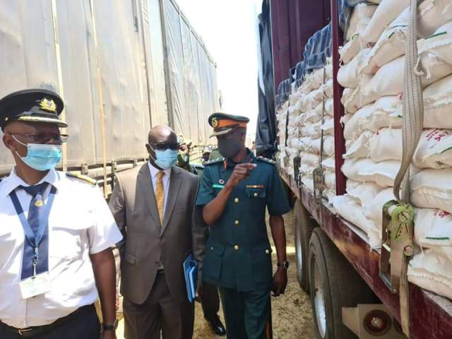 Mealie Meal and Maize Smuggling Operation