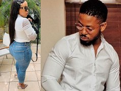 Prince Kaybee and his girlfriend Zola Ayabulela Mhlongo