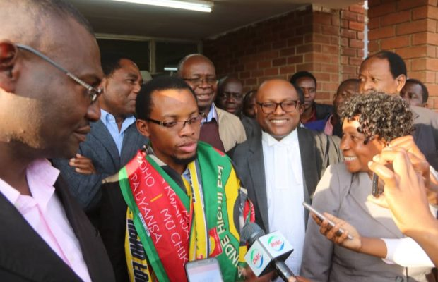 Opinion: Does Romeo Kangombe Qualify For August 2021 elections