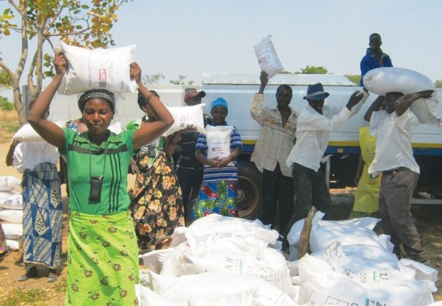 UNDP condemns Govt for early inputs