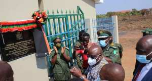 49 new houses commissioned for prison warders
