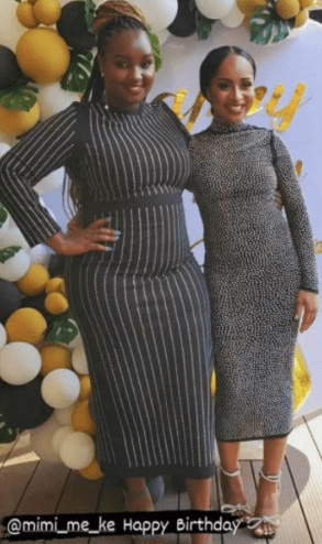 Pica: Jalang'o celebrates his wife in style