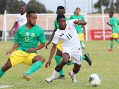 Football - 2020 COSAFA U17 Youth Championship - Zambia v South Africa - Gelvandale Stadium - Port Elizabeth