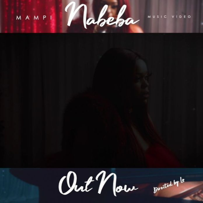 WATCH: Mampi premiers visuals for her single Nabeba
