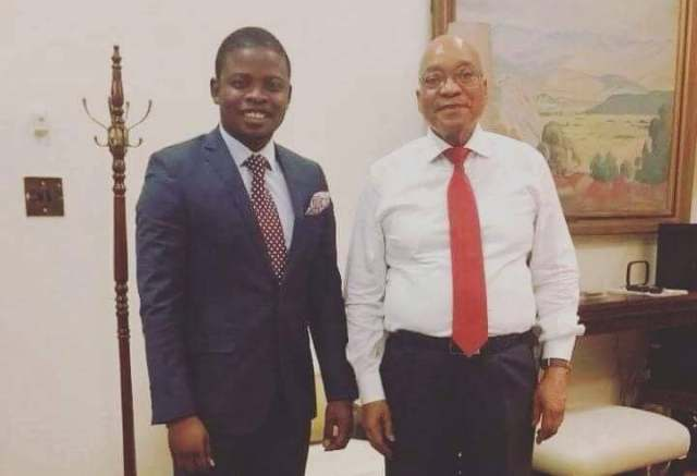 People who helped Prophet Bushiri and wife Mary to escape SA found