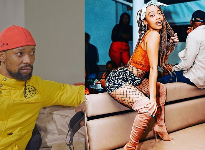 SA Celebs With Leaked S.e.x Scandals
