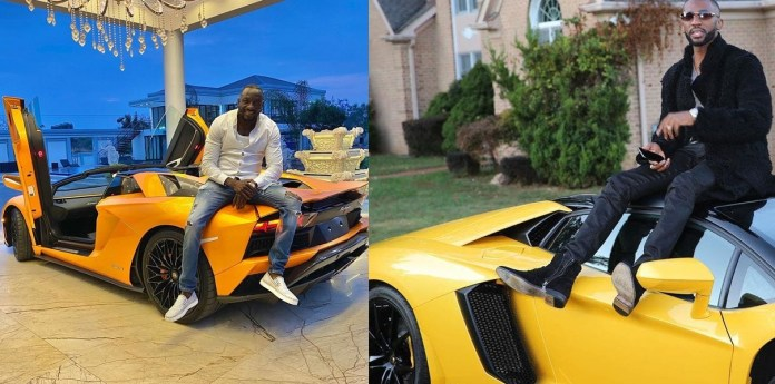 Ginimbi's Luxury Car Collection in Pictures