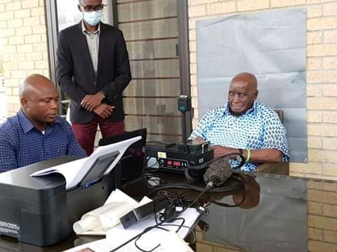 KK Registers as a Voter ahead of the 2021 general elections – Photos