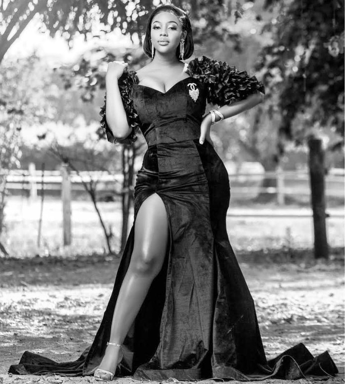 Cleo Ice Queen Serves Body Goals In The Cover Art For Her Upcoming Project – Photo