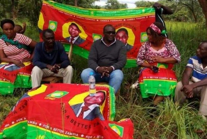 200 PF members in Chitambo allegedly join UPND