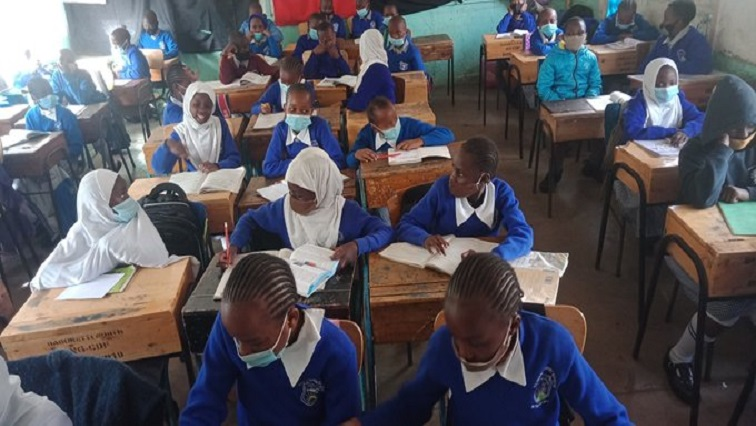Schools in Kenyan reopen after nine-month Covid closure