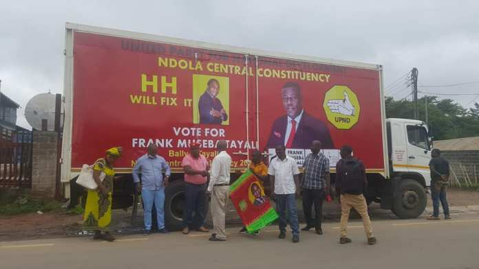 UPND's Frank Tayali breathes fire as he warns PF