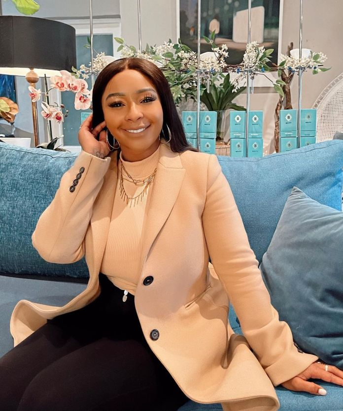 Boity Thulo reacts to being called Fat