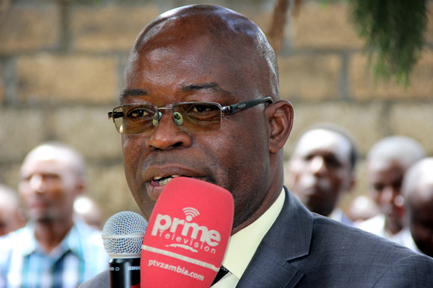 Charles Kakoma – Inflation will drop under HH's Presidency