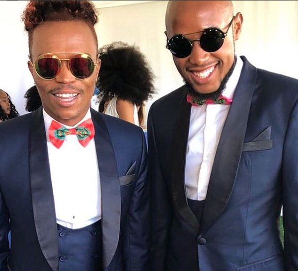 Twitter sorry for Somizi and angry at Mohale over divorce