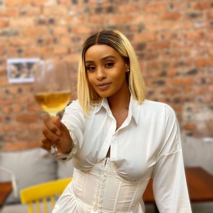 PICS: Cassper Nyovest's baby mama having good time in Mozambique