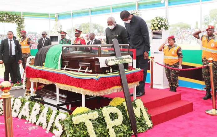 President Lungu declares Friday 26th national day of mourning